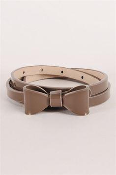 Bow belt :)