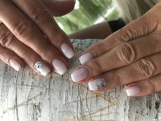 Babyboomer love nails #nails summer @h.gabriella_nails