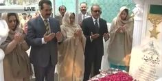 Gen #Raheel pays visit to Major #ShabbirSharif's grave on his 46th death anniversary