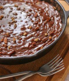 Gooey Chocolate Skil