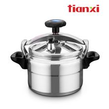 0 4 litre open flame cooktop electromagnetic furnace general pressure cooker aluminum alloy pressure cooker Small