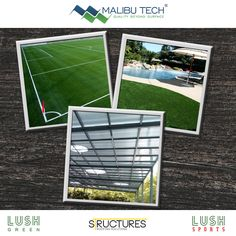 Right from roof to turf, Malibu Tech actualizes your imagination to provide a finesse and a long lasting turf and roofing solutions for property of any size. Sports turf or garden turf, industrial roof or residential roof - Malibu practices its experiences to craft what works best for you! #MalibuTech #Turf #LushGreen #LushSports #Roofing #Structures