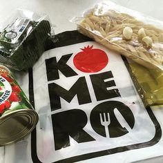 Yksinkertaista ja hyvää, #komero -ruokakassit! Tilaa kotiisi tai hae Alepa Mannerheimintie 102:sta tai Kampin keskuksesta! #hyvää #ruokaakotiin #kirsikkatomaattipasta Instagram Posts