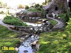Why not to have anything like this in your garden (especially if you have children and grandchildren)?