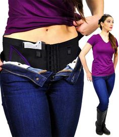 Safe and secure holstering for men and women. Check out our variety of gun holsters!  Cancanconcealment.com