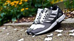 Der ZX Flux Weave von adidas.  http://www.soulfoot.de/de/Sneaker/ZX-Flux-Weave,50,B34897.html  #adidas #zxflux #sneaker #soulfoot #slft