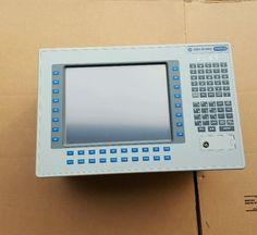 Allen Bradley 6180P-12 Integrated Display Computer with Keypad  #AllenBradley