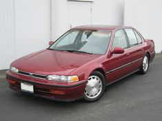 12 Tips to Keep Your Car Running Forever: The author's 1993 Honda Accord: 140,000 miles and still going strong
