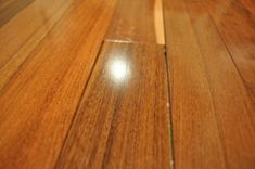 Dealing with Gaps in Hardwood Floors - One Project Closer