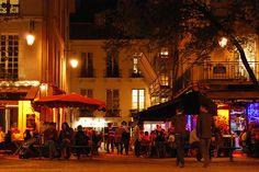 Place du Marché-Sainte-Catherine, Paris