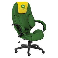 John Deere office chair