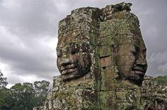 UNESCO World Heritage site. Angkor, Cambodia.