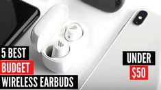 Top 5 Best Budget Wireless Earbuds 2020 | Under $50 Best Bass Earbuds, Best Headphones With Mic, Best Cheap Earbuds, Best Bluetooth Headphones, Best Noise Cancelling Headphones, Best Earbuds For Running, Gaming Headset, Best Budget, Top