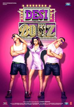 Desi Boyz - first Bollywood movie I saw in theaters* by request of a friend. I'm not into comedy, but it was one of my firsts :) Hindi Movie Song, Movie Songs, Bollywood Posters, Bollywood Songs, Desi Boyz, Chitrangada Singh, Bollywood Movies Online, Hd Movies Online, Indian Movies