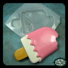 ice cream resin mold