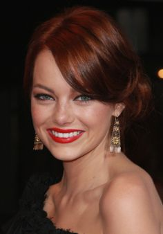 Chestnut Hair | Learn how to rock the red this season according to your skin tone.