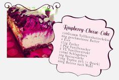 Himbeer-Käse-Torte backen Cheesecake, Desserts, Food, Cookie Recipes, Pies, Cake, Raspberries, Dessert Ideas, Chef Recipes