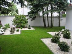 piękny ogródek zieleń przed wejściem do domu inspiracje pomysły na piękny ogródek zieleń 10 - Architekt o Architekturze i wyjątkowych projektach.
