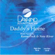 Daddy's Home, Accompaniment CD