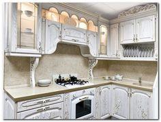 современно классические кухни фото