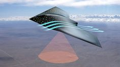 Aircraft of the Future May Be Cloaked In a Sensitive 'Smart Skin' — NOVA Next | PBS.  Coooooool...