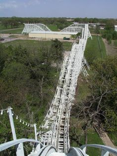 Abandoned Amusement Park: Joyland - Wichita, Kansas.