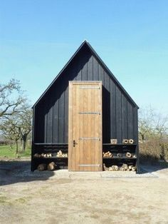 The Modern Barn Home, via  Faro Architecten