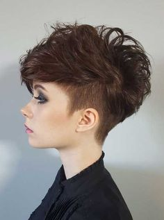 Short Trendy Hairstyles for 2016 | http://www.short-haircut.com/short-trendy-hairstyles-for-2016.html