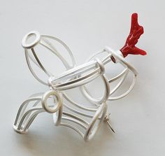 carlier makigawa - luminaries - an exhibition of new work by six australasian jewellers - contemporary jewellery and object