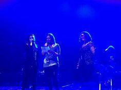 Demi Lovato, 2da fecha en Citibank Hall en São Paulo, Brazil #NeonLightsTour 24-04-14.