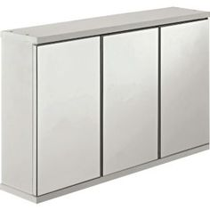 3 door mirrored bathroom cabinet white 1000 images about our bathroom on bathroom 24756