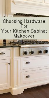 Kitchen Cabinet Tips & Tricks : really good stuff here