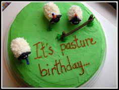 Belated Birthday. Love it.