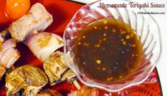 When you find out how easy this is to make, you'll never buy another bottle again. Homemade Teriyaki Sauce Recipe No extra junk and perfect for marinade too. Homemade Teriyaki Sauce, Homemade Sauce, Homemade Recipe, Fresco, Sauce Recipes, Cooking Recipes, Sauces, Asian Cooking, So Little Time