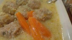 Γιουβαρλάκια.Βελουτέ η σούπα !! Απλά & νόστιμα !! ~ ΜΑΓΕΙΡΙΚΗ ΚΑΙ ΣΥΝΤΑΓΕΣ Greek Recipes, My Recipes, Cooking Recipes, Recipe Collection, Cheeseburger Chowder, Poultry, Mashed Potatoes, Oatmeal, Soup