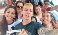 Con la familia de Legarda