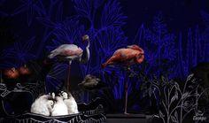"""Exposition """"Nuit"""" - Paris"""