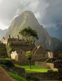 Machu Picchu, Peru is on my list of travel destinations Places Around The World, Oh The Places You'll Go, Places To Travel, Places To Visit, Around The Worlds, Machu Picchu, Huayna Picchu, Destination Voyage, Wonders Of The World