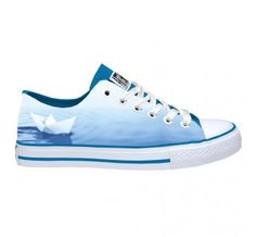 Casual high quality canvas shoes with famous destinations from around the world. Painted Shoes, Chuck Taylor Sneakers, Boat, Paper, Casual, How To Wear, Fashion, Dinghy, Moda