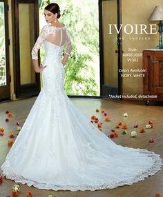 KittyChen Couture Angelique Wedding Dress $1,300