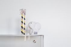 Betty eekhoorn witte spaarpot mini | écureuil tirelire blanche mini | squirrel money box white