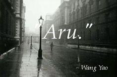 China is such a poet. ;w;