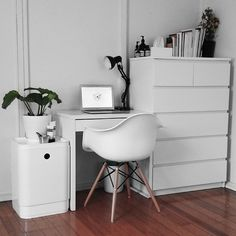 01 02 2016 White Desk Chair, Dresser, And Cabinet. Re