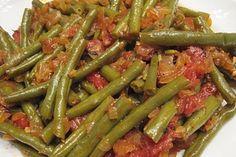 Fasolia (Greek Green Beans) recipe on Food52