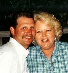 Mark and Granny 1996
