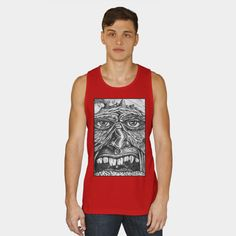 The Mountain Kind Tank Top By Sethstrong Design By Humans