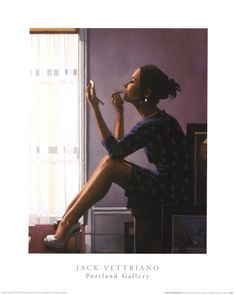 Jack Vettriano, OBE is a Scottish painter. His 1992 painting, The Singing Butler, became a best-selling image in Britain. For biographical notes -in english and italian- and other works by Vettriano see: Jack Vettriano, 1951 Jack Vettriano, Edward Hopper, The Singing Butler, Poesia Visual, Pin Up Girls, Love Story, Scotland, Pop Art, Blog