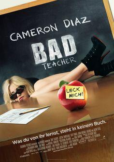 Poster zum Film: Bad Teacher
