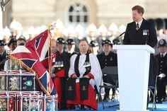 dailymail-War Memorial Unveiling, London, March 9, 2017-Prince Harry gives a reading from Ecclesiastes