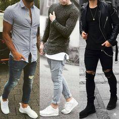 "847 Likes, 3 Comments - Men's Fashion Review Magazine (@mfrmagazine) on Instagram: ""Style by: @safak62 , @iamfabz21 & @nemanja_grujic…"""